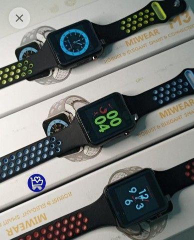 Smartwatch Miwear M3 - Faço Entrega