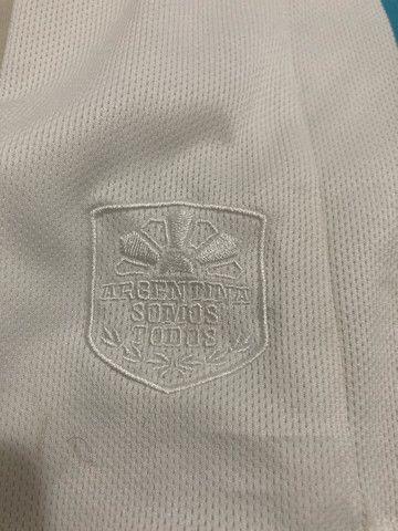 Camisa Argentina 2015 - Foto 3