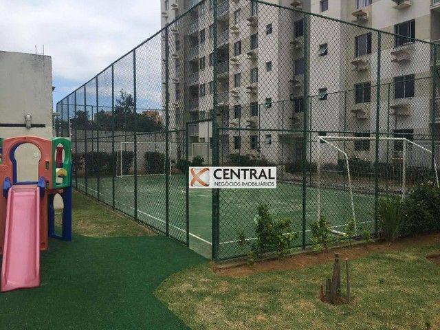 Apartamento com 3 dormitórios para alugar, 72 m² por R$ 1.600,00/mês - Itapuã - Salvador/B - Foto 10