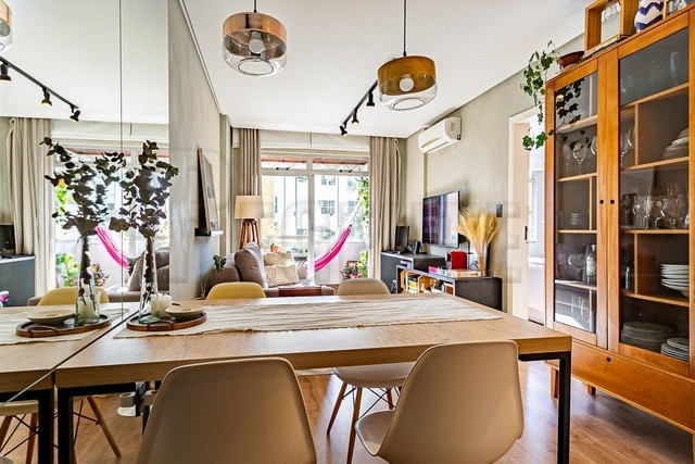 Apartamento à venda com 1 dormitórios em Itacorubi, Florianópolis cod:82733