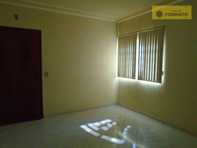 Apartamento com 2 dormitórios para alugar, 75 m² por R$ 700,00/mês - Jardim São Lourenço - - Foto 4