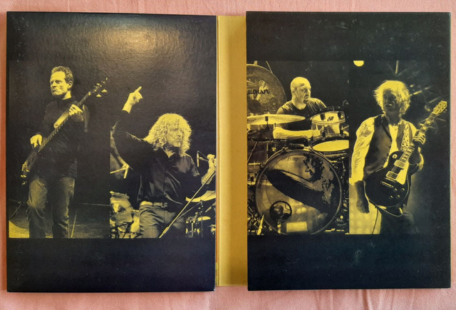 Box Led Zeppelin Celebration Day (2 CDs + 1 dvd) - Foto 3