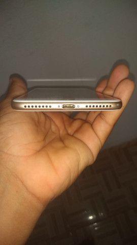 Carcaça de iPhone 7plus gold - Foto 2