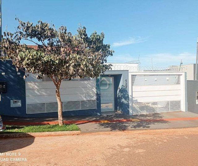 Casa com 3 dormitórios à venda, 220 m² por R$ 850.000,00 - Agua Limpa Park - Campo Grande/ - Foto 2