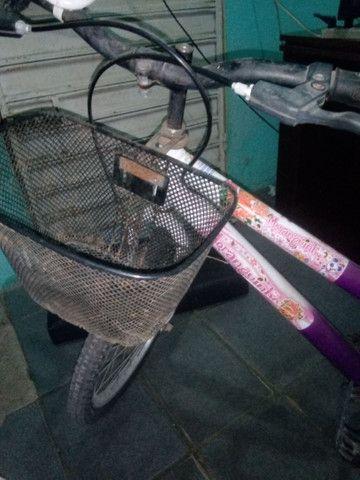 Bike  infantil pouco usada  - Foto 3