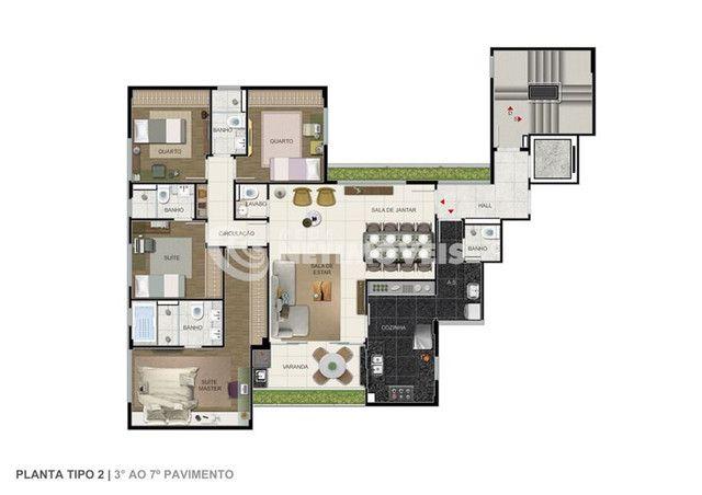 Apartamento à venda com 4 dormitórios em Ouro preto, Belo horizonte cod:641691 - Foto 15
