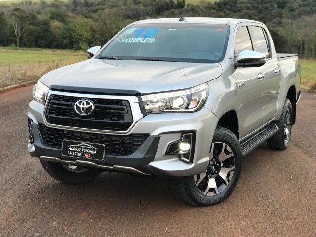 Toyota - Hilux SRX 2.8 2019 - Foto 3