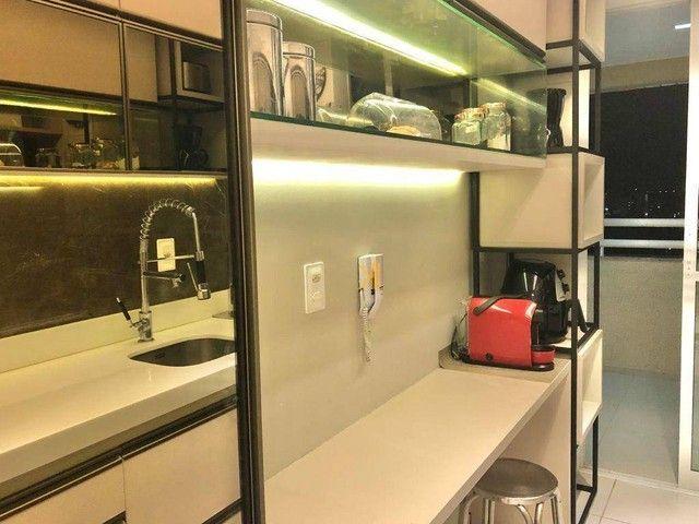 Apartamento para venda no Parque Del Sol, 3 suítes, projetado - Portal de Ávila - Foto 4