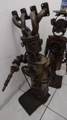 Robôs decorativos - Foto 5