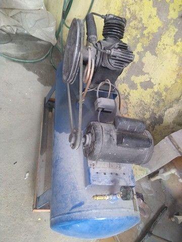 Compressor 200 litros  - Foto 5
