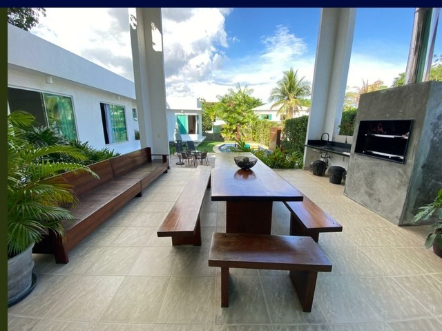 Condomínio itaporanga Três Casa 5 Quartos Ponta Negra  - Foto 15