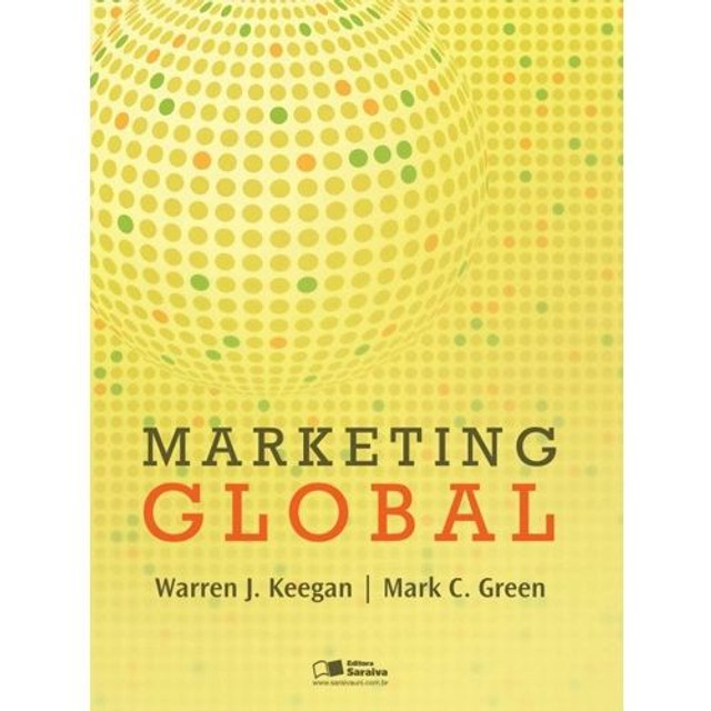 Livro Marketing Global Warren J. Keegan