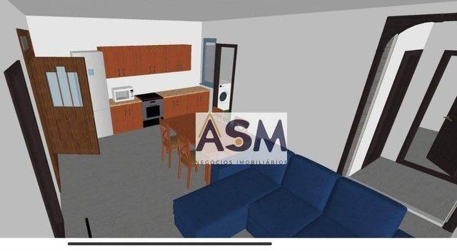 Casa com 2 dormitórios à venda, 60 m² por R$ 200.000,00 - Nossa Senhora de Fatima - Penha/ - Foto 6