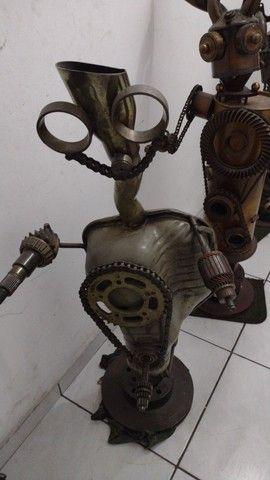 Robôs decorativos - Foto 3