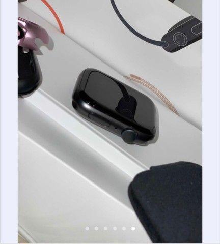 Apple Watch Series 5 Modelo A2093dimensão 44 Mm Sport  Band - Foto 5
