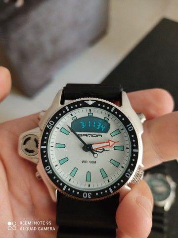 Relógio Sanda 3008 - Foto 4