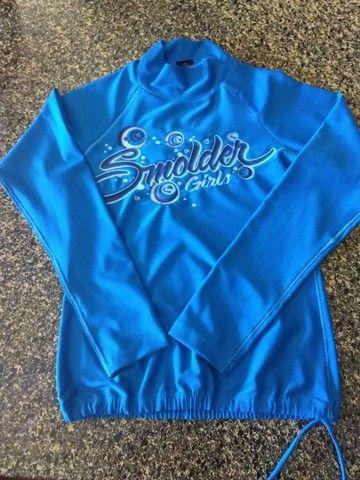 """Camisas Lycra Feminina """" Original """" Smolder"""