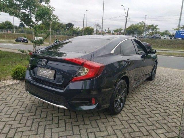 Honda Civic EXL 2.0 Flex 2020 - Foto 6
