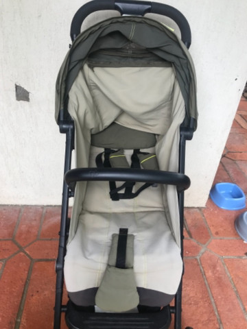 Carrinho de bebê compacto Gb qbit plus - Foto 3