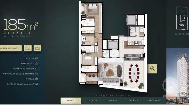 Apartamento Alto Padrão Novo Itaim Bibi - Foto 6