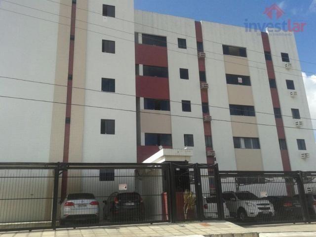 Apartamento residencial à venda, Itararé, Campina Grande.