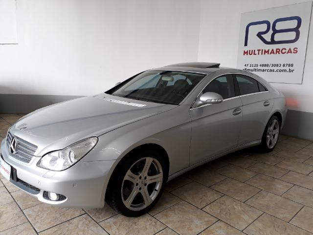 Great Mercedes Benz Cls 500 2006 V8 300 Cv Impecável