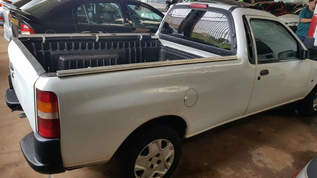 Ford Courier 1.6 2007 Placa A - Foto 6