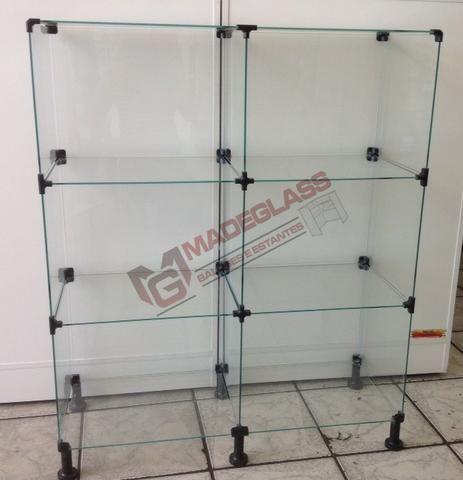 Balcão de vidro Novo em 10x sem juros no cartão