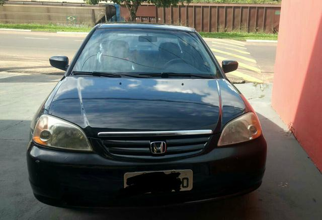 Good Honda Civic 2001 1.7 Completo