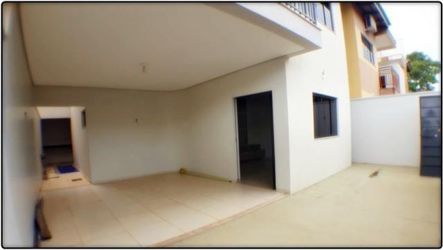 Sobrado 3 Quartos, 140 m² c/ Churrasqueira na 605 Sul