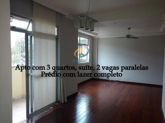 Apartamento, Castelo, Belo Horizonte-MG