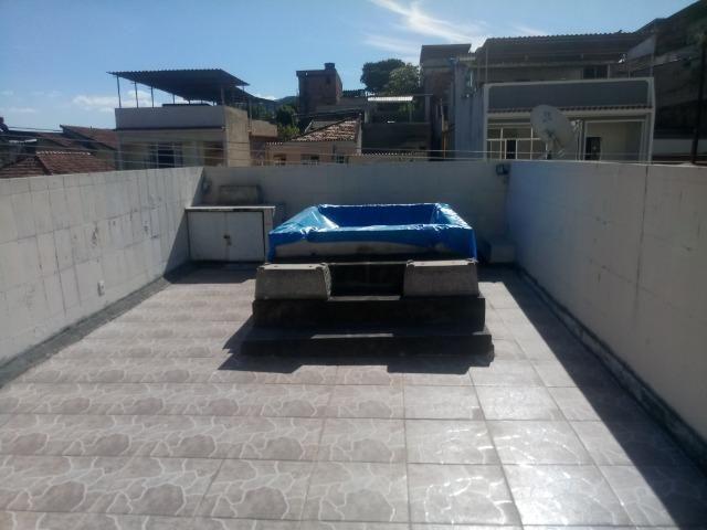 Casa frente 03qts - Garagem - Terraço c\Piscina - Financiamos