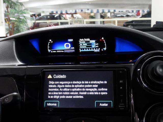 Toyota Etios Cross 1.5 Flex Prata - Foto 11