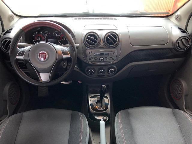 Fiat Palio Sporting 1.6 Flex Automatico 2016 Completo Muito Muito Conservado - Foto 6
