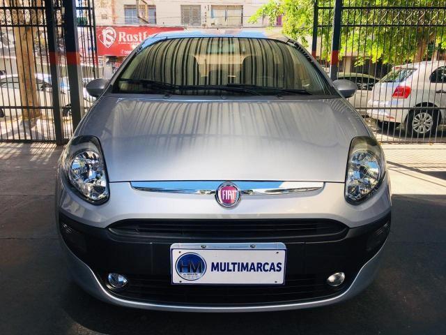 Fiat punto 2015/2016 1.4 attractive 8v flex 4p manual - Foto 2