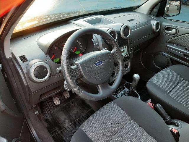 Ford Ecosport 1.6 Freestyle 8v Flex Completa com 4 Pneus Novos de Único Dono - Foto 10