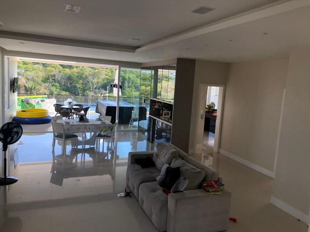 Casa Alphaville II Triplex 500m² 4 suítes piscina com Borda Decorada Alto luxo - Foto 4