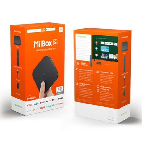 Xiaomi Mi Box S Ultra Hd 4k Android Tv - Original - Foto 3