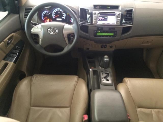 Toyota Hilux Sw4 HILUX SW4 SRV 4P - Foto 7