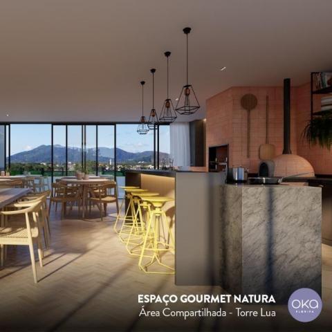 Studio com 1 dormitório à venda, 38 m² - campeche - florianópolis/sc - Foto 11