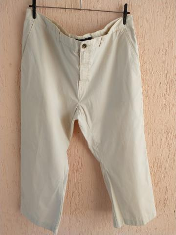 Calça masculina Tommy Hilfiger 54 cor clara - Foto 5