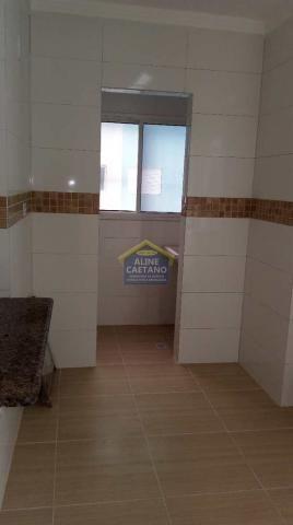 Apartamento à venda com 2 dormitórios em Centro, Mongaguá cod:AB2067 - Foto 5