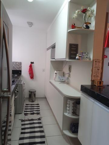 Vendo apartamento 3 quartos todo mobdulado e reformado em condominio fechado - Foto 6