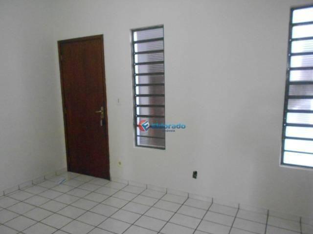 Apartamento com 2 dormitórios à venda, 56 m² por r$ 150.000 - jardim santa rosa - nova ode - Foto 4