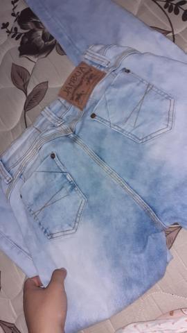 Calça Jeans vendo ou troco - Foto 2