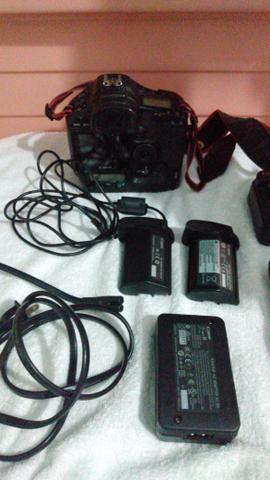 Camera Canon profissional eos-1ds Mark lll - Foto 4
