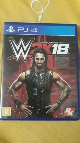 Vendo WWE2K18