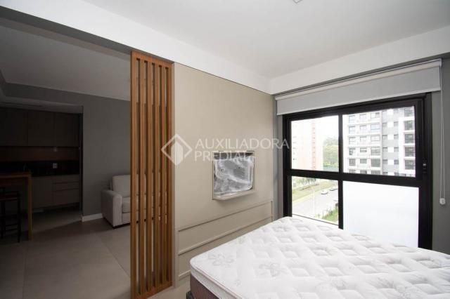 Apartamento para alugar com 1 dormitórios em Jardim do salso, Porto alegre cod:305308 - Foto 17