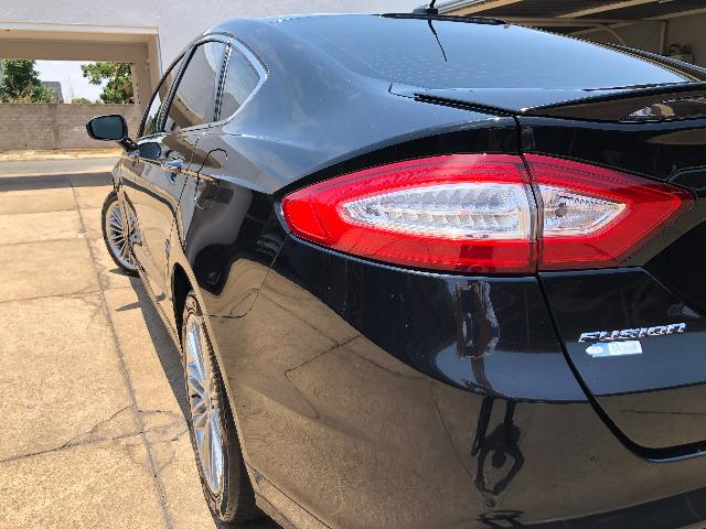 Ford Fusion AWD Titanium 2014/2015 - Foto 6