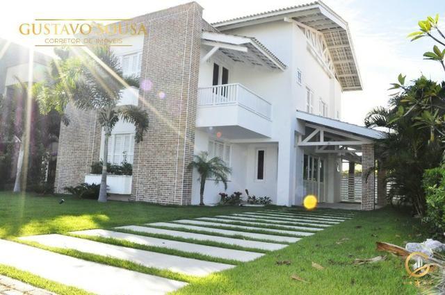 Espetacular Casa no Alphaville Fortaleza com piscina privativa